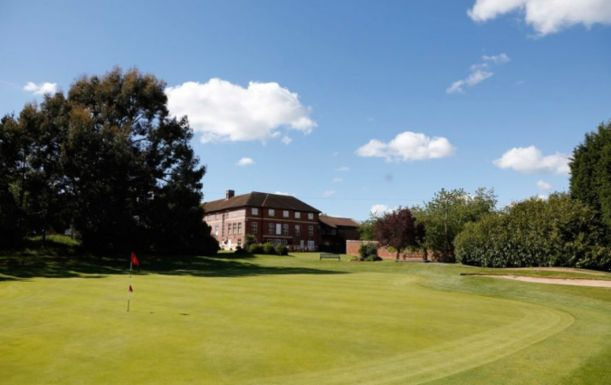 18 Holes for TWO at Telford Hotel & Golf Resort. Plus a BONUS a Sleeve of Titleist Balls per pair
