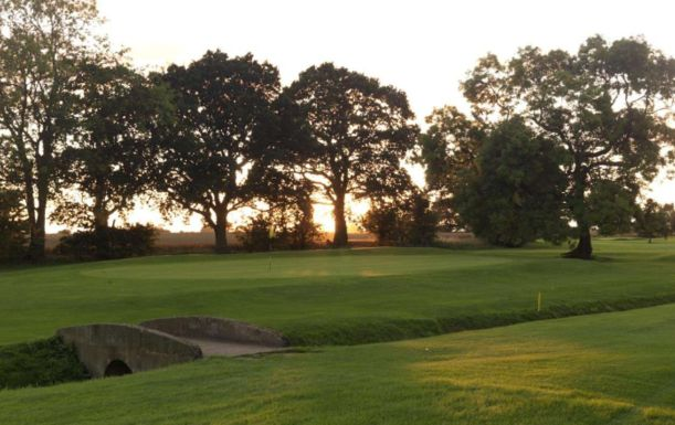 18 Holes for TWO at Aldwark Manor Golf & Spa Hotel. Plus a BONUS Sleeve of Titleist Balls per pair