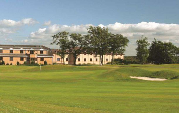 18 Holes for TWO at The Westerwood Hotel & Golf Resort. Plus a BONUS Sleeve of Titleist Balls per pair