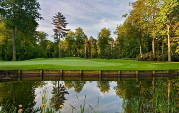 18 Holes for TWO at Forest Pines Hotel & Golf Resort. Plus a BONUS Sleeve of Titleist Balls per pair