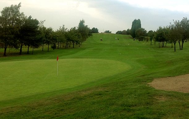 Unlimited Day of Golf For Two at Dudley Golf Club including a Light Lunch & a Drink each