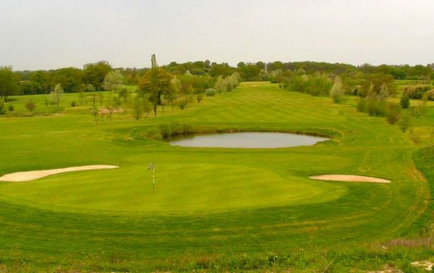 18 Holes for TWO Players at The Kent and Surrey Golf & Country Club