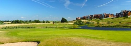 £29 -- Round of Golf for 2 at Top-Rated Course, 63% Off