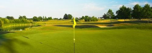 £29 -- Round of Golf & Driving Range Balls for 2, 67% Off
