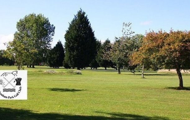 18 Holes for TWO including a Sausage or Bacon bap plus a tea of coffee each at Shrivenham Golf Club on any Weekday