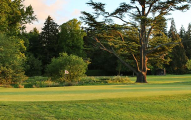 18 Holes for TWO including a Bacon Roll, Tea or Coffee & ball marker each at The Macdonald Linden Hall Golf & Country Club