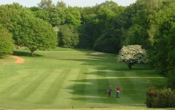18 Holes For TWO in the Beautiful Surrey Countryside at Puttenham Golf Club