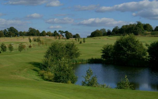18 Holes For TWO Players at Godstone Golf Club