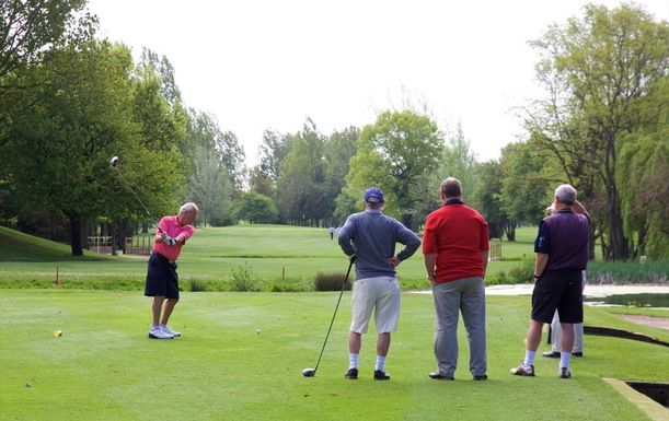 18 Holes for TWO at Hallmark Cambridge Golf Club & Hotel, including a Full English Breakfast or Soup & Sandwich lunch