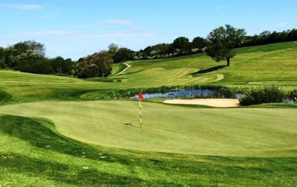Now Extended for use until end of March. Day of Unlimited Golf For TWO, including a basket of Range Balls Each at Surrey National Golf Club