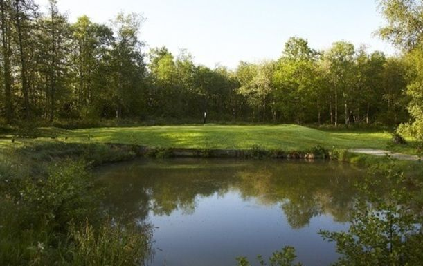 18 Holes for TWO at Lingfield Park Golf Resort, including Soup & Roll plus a drink on arrival.