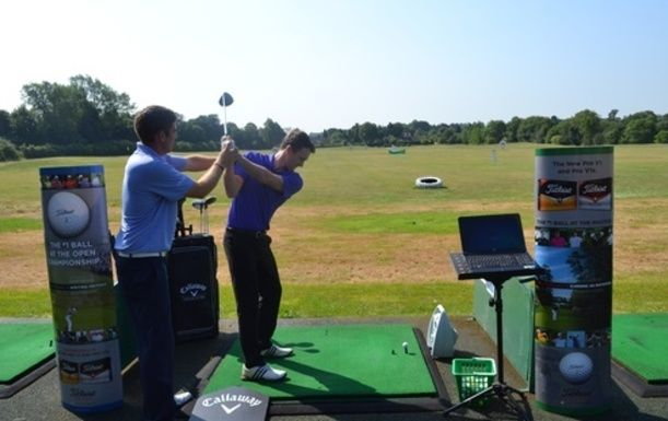 TWO x One Hour Lessons with Matthew Stock at Surrey National Golf Club