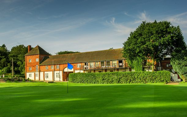 A ONE night Golf Break at Cottesmore Hotel, Golf & Country Club, including Bed and Breakfast plus dinner and TWO rounds of golf. For stays November 2016 to February 2017