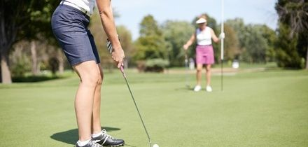 18 Holes of Golf and Bacon Roll for One or Two at Casterton Golf Club