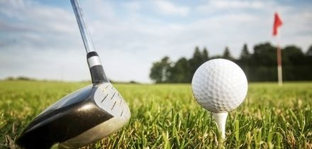 18 Holes of Golf for One or Two People at Mowsbury Golf and Squash Centre (Up to 59% Off)