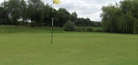 18 Holes of Golf on Weekdays and Weekends on the 9-Hole Canal Side Course at Trent Lock Golf Course