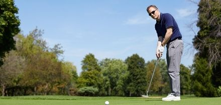 Up to Four One-Hour Group Golf Lesson for One with Russell Heritage Golf Professional
