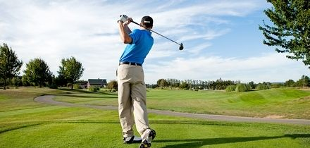 One-Hour Private Golf Swing Lesson for One or Two at Chorlton-cum-Hardy Golf Club