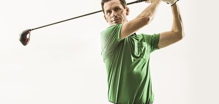 One or Two-Hour Golf-Simulator Session and Lesson For Two or Four from Orbit Golf Equipment & Performance