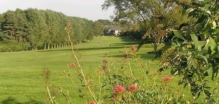 18 Holes of Golf and 50 Driving Range Balls for Two or Four at Pike Hills Golf Club (Up to 63% Off)