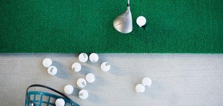 An Indoor Digital Golf Lesson with a PGA Coach and an Optional Follow-Up at Wheatley Golf Club