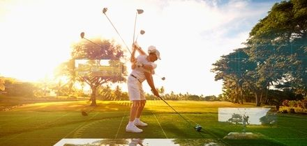 40-Minute Swing Assessment and Optional 60-Minute Lesson with a PGA Pro at Phiz Golf