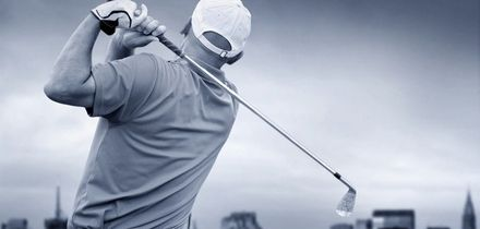One-Hour Golf Lesson With PGA Professional and an Optional 30-Minutes of Practise at Golf Studios (Up to 70% Off)