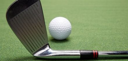 Golf Lesson with Video Analysis or a One- or Two-Hour Golf Simulator Session for Up to Four at Prestatyn Golf Club