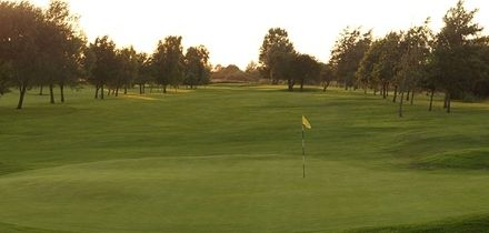 18 Holes of Golf for Two or Four with an NXT Golf Sleeve per Pair at Aldwark Manor Golf & Spa Hotel