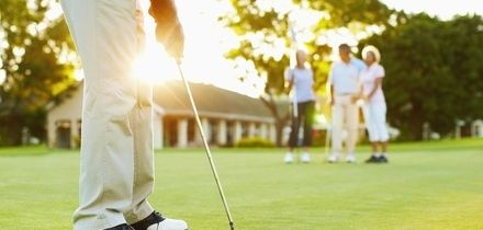 18 Holes of Golf with Full English Breakfast for Up to Eight at Patshull Park Hotel Golf & Country Club (Up to 52% Off)