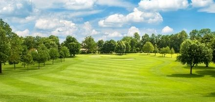 18 Holes of Golf for One or Two at Rhuddlan Golf Club (Up to 69% Off)