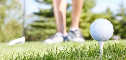 18 Holes of Golf with Food from Tredegar Park Golf Club (Up to 55% Off)