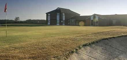18 Holes of Golf for Two or Four at Holsworthy Golf Club