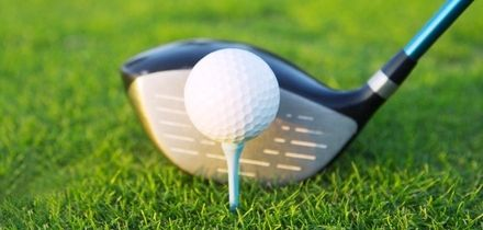 30-Minute Golf Practice and 30- or 60-Minute Golf Lesson at The Golf Studios (Up to 70% Off)