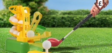 Play Golf Training Set for £16.99 (62% Off)