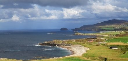 Donegal: 2 or 3 Nights Stay for Two with Breakfast and Golf or Spa Treatment at The Inishowen Gateway Hotel