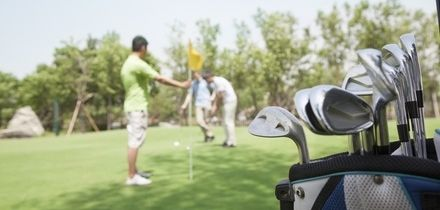 Individual Golf Lesson with a PGA Pro at David Copsey Golf Academy (50% Off)