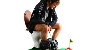 One or Two Seven-Piece Potty Golf Sets with Putter from £5.98 (Up to 75% Off)