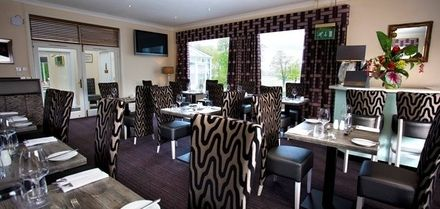 Portree: 1 to 3 Nights for Two with Breakfast, Wine, Round of Golf and Optional Dinner at Skeabost Hotel