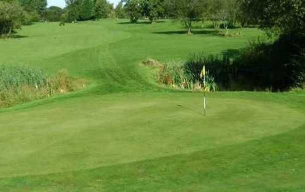 18 Holes for TWO at Horncastle Golf & Country Club, including a Bacon Roll & Tea or Coffee each. (Now under new management).