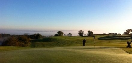 18 Holes of Golf for Two or Four at Hinksey Heights Golf Club (Up to 38% Off)