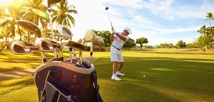 One or Two PGA Golf Lessons for One or Two PGA Golf Lessons for Two People at Paul Roberts Golf Centre (Up to 80% Off)