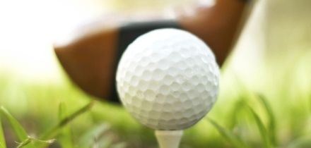 Up to Ten 60-Minute Golf Range Lessons with Optional Nine-Hole Playing Lessons with Garry Moore Golf (Up to 75% Off)