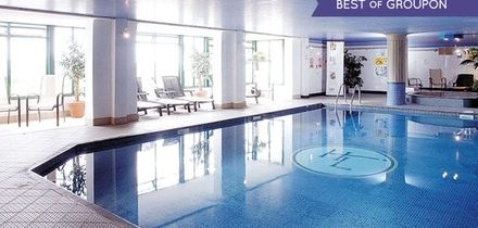 Spa Day Pass with Two Treatments, Drink and Pastry for One or Two at 4* Hellidon Lakes Golf and Spa Hotel