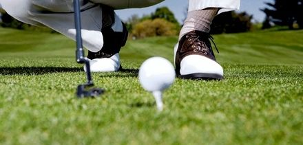 18 Holes, £5 Driving Range Token and 10% Store Discount for Two, Four or Eight at De Vere Staverton Park (Up to 78% Off)