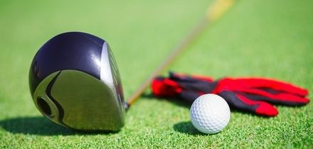 18 Holes of Golf for Two or Four with 25 Balls Each at Cuckfield Golf Centre (Up to 54% Off)
