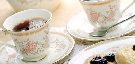Afternoon Tea for Two or Four at West Lothian Golf Club