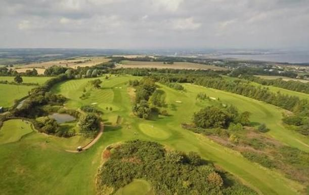 18 Holes For TWO including a Bacon Roll & a Tea or Coffee each at West Lothian Golf Club