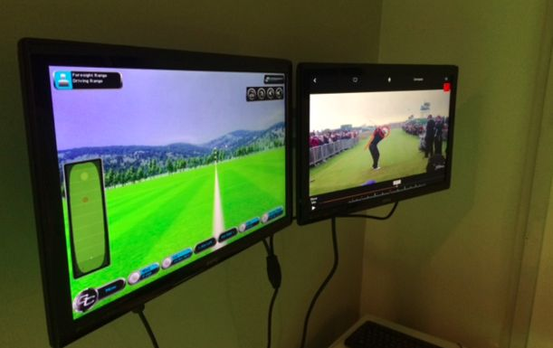 1 x 45 minute assessment plus a 5 x 40 minute lessons with one of our Golf Professionals in the State of the Art Simulator at the Alternative Golf Performance Studio at Ingol Village Golf Club