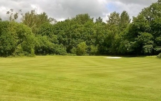 18 Holes For TWO including a Burger & Chips & a Drink Each at Ingol Village Golf Club